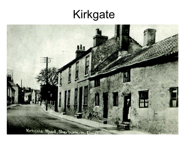 Kirkgate