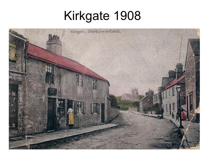 Kirkgate 1908