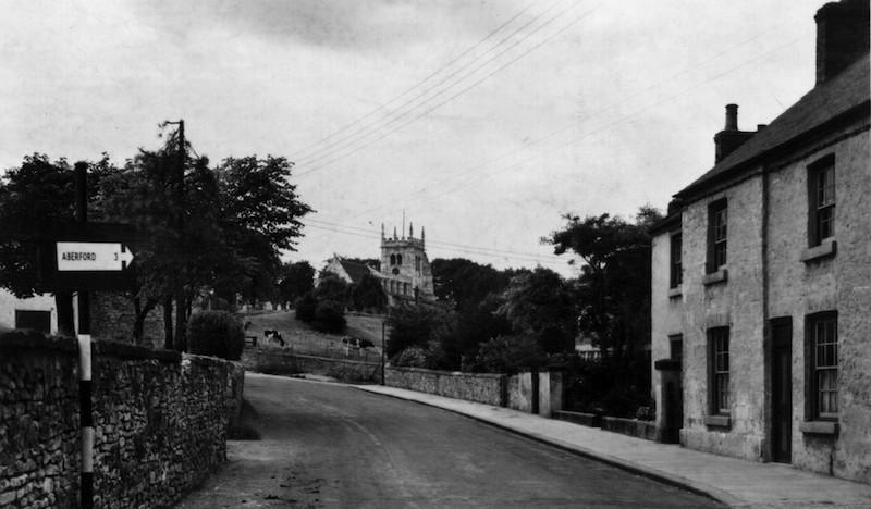 Kirkgate, church