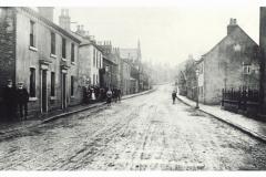 lower low street