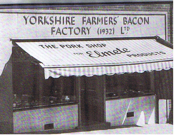 Bacon Factory Shop