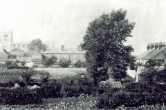 church from gardens in garden-lane