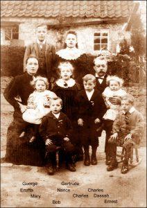 Birdstall Family Group
