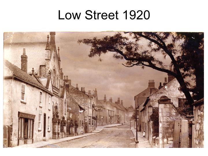 Low Street 1920