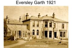Eversley Garth 1921