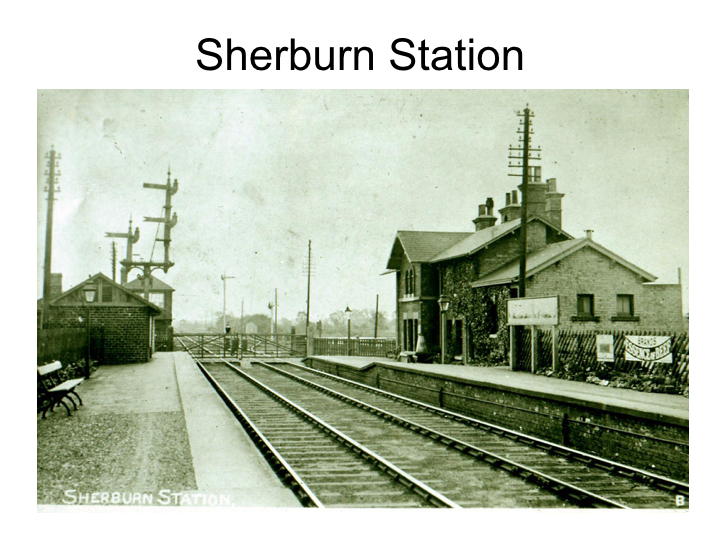 Sherburn Station