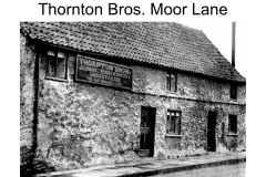 Thornton Brothers Moor Lane