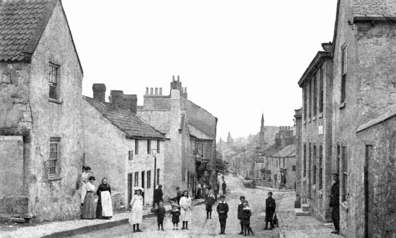 high street 1900-1910